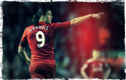 Andy Carrol Liverpool Football English Premier League