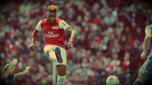 Alex Song Arsenal Football Soccer Cameroon