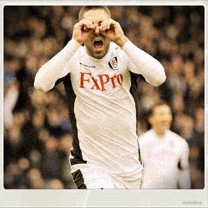Clint Dempsey Fulham