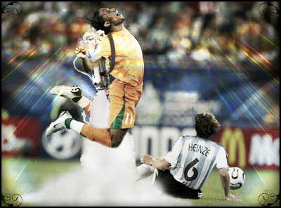 Didier Drogba Chelsea Liverpool FA Cup Premier League