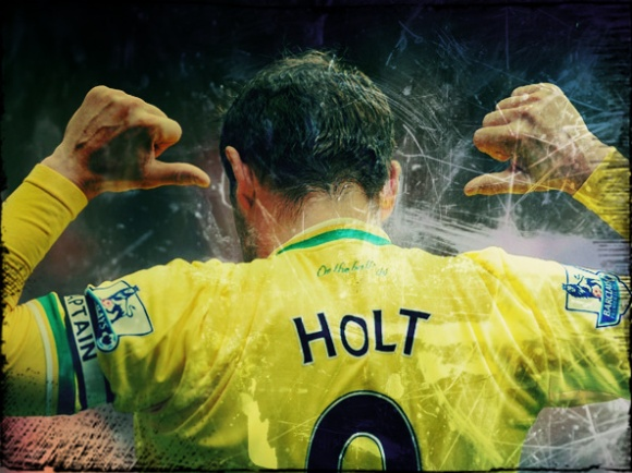 Grant Holt Norwich England Striker